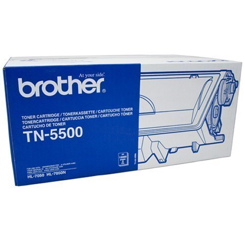 Brother TN-5500 toner negro