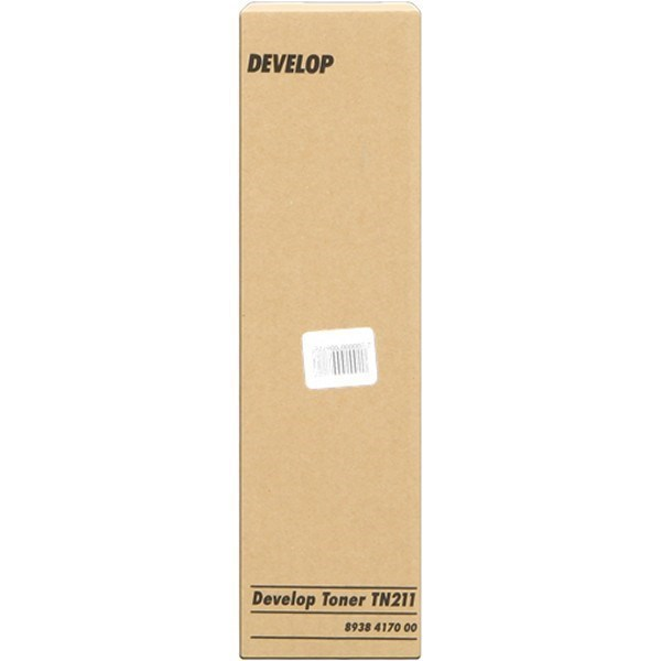 Develop TN211 - 8938-417 toner negro