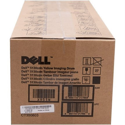 Dell 593-10921 - X951N tambor amarillo original