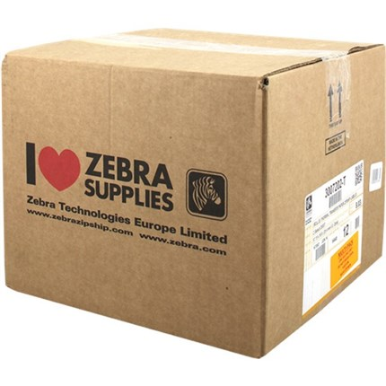 Zebra 3007202-T 12PCK (Z -Select) 12 Rollos, 2000T, 57x51 mm, 1370 Et./Rollo
