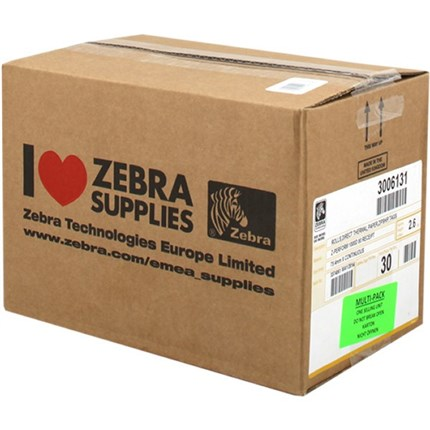 Zebra Z-Perform 3006131 30PCK - 1000D80, 75,4mm x 14,6m